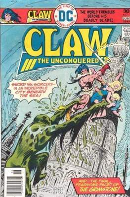 Claw the Unconquered Vol 1 #7