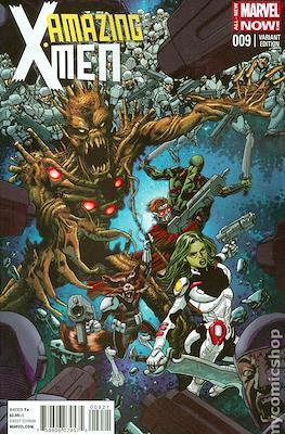 Amazing X-Men Vol. 2 (Variant Covers) #9