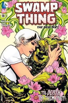 Swamp Thing vol. 5 (2011-2015) #18