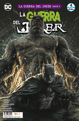 La guerra del Joker #4