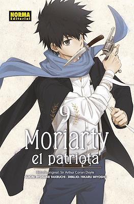 Moriarty el patriota (Rústica con sobrecubierta) #9