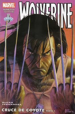 Wolverine (Grapa) #4