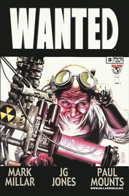 Wanted (2003-2005 Comic-book) #3
