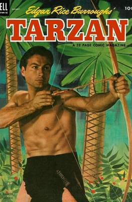Tarzan (Comic-book) #47
