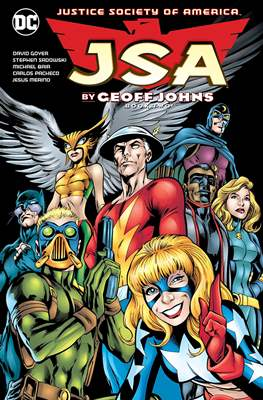 JSA by Geoff Johns (Softcover 392-400 pp) #2