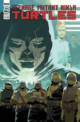 Teenage Mutant Ninja Turtles (2011-...) #118
