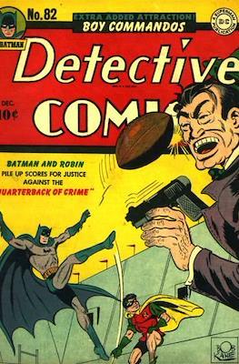 Detective Comics Vol. 1 (1937-2011; 2016-) (Comic Book) #82