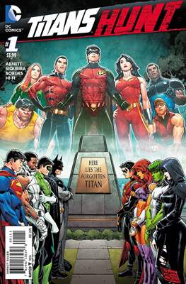 Titans Hunt Vol 1 (Comic-Book) #1