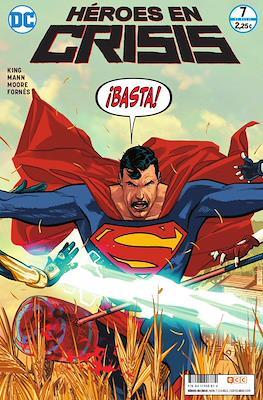 Héroes en Crisis #7