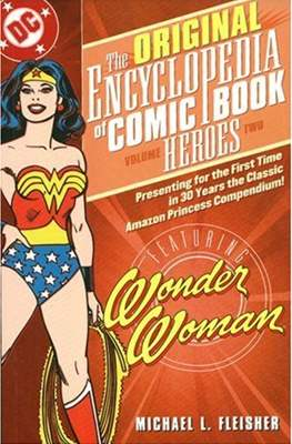 Original Encyclopedia of Comic Book Heroes (Rústica) #2