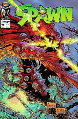 Spawn (Comic Book) #45