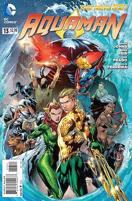 Aquaman Vol. 7 (2011-2016) (Comic-book) #13