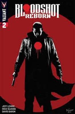 Bloodshot Reborn #2