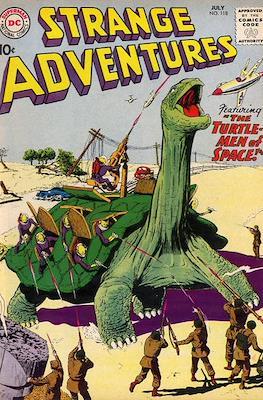 Strange Adventures (Comic Book) #118