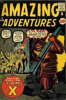 Amazing Fantasy (Comic-Book) #4