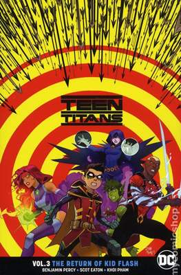 Teen Titans Vol. 6 (2017) (Softcover 128-168 pp) #3