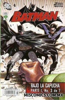 Batman. Bajo la capucha parte 1 #3