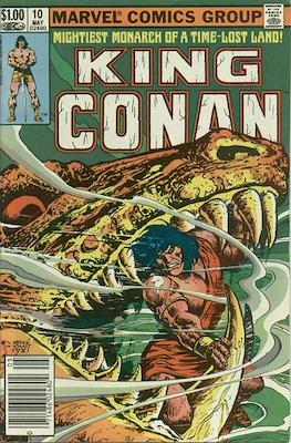 King Conan / Conan the King (Grapa, 48 págs.) #10