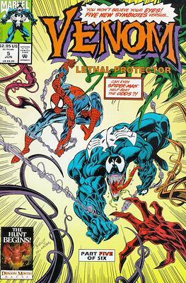 Venom: Lethal Protector (Comic-book) #5