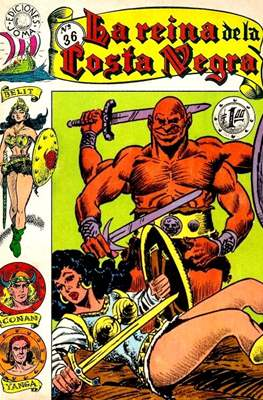 La Reina de la Costa Negra (2ª época - Grapa) #36