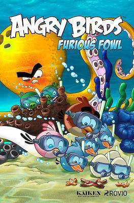 Angry Birds furious fowl (Grapa) #1