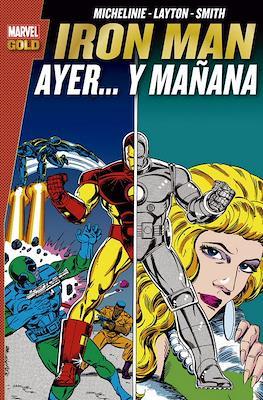 Iron Man. Marvel Gold #16