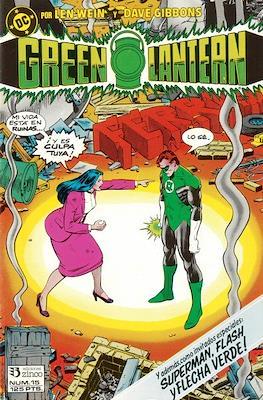 Green Lantern (1986-1987) (Grapa, 36-52 páginas) #15