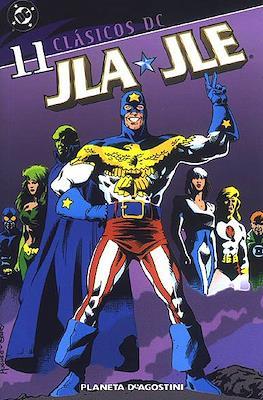 JLA / JLE. Clásicos DC #11