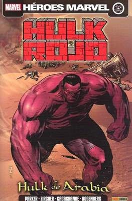 Hulk Rojo #4