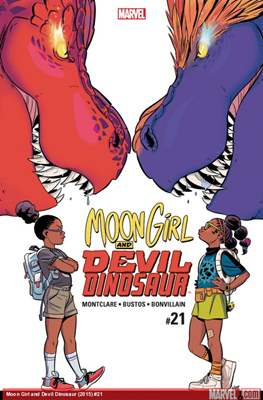 Moon Girl and Devil Dinosaur (Comic-book) #21