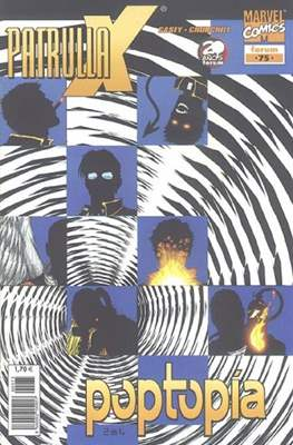 Patrulla-X Vol. 2 (1996-2005) (Grapa) #75