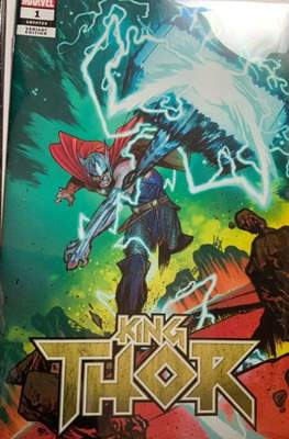 King Thor (Variant Cover) (Comic Book) #1.4