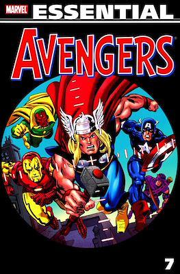 Marvel Essential: Avengers (Rústica) #7