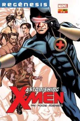 Astonishing X-Men Vol.3 (2010-2014) (Grapa) #28