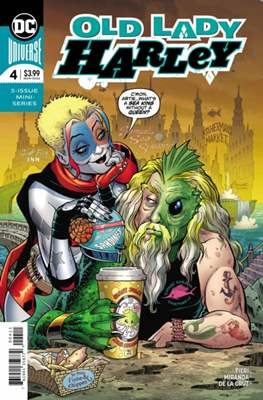 Old Lady Harley (Comic Book) #4