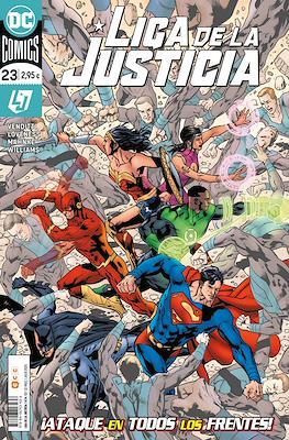 Liga de la Justicia. Nuevo Universo DC / Renacimiento #101/23