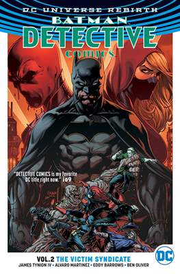 Batman: Detective Comics (2016) (Softcover) #2