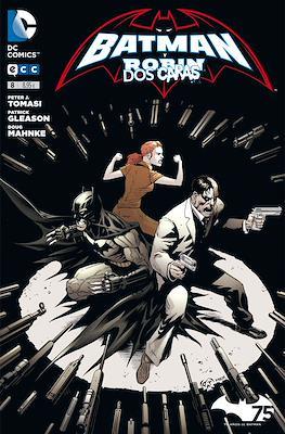 Batman y Robin. Nuevo Universo DC #8