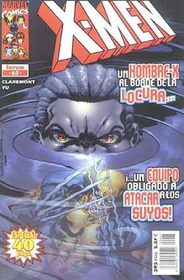 X-Men Vol. 2 / Nuevos X-Men (1996-2004) (Grapa 24 pp) #65