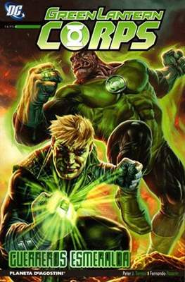 Green Lantern Corps (Rústica 96-168 pp) #10