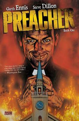Preacher (Digital collected) #1