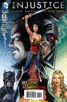 Injustice: Gods Among Us: Year Three #11