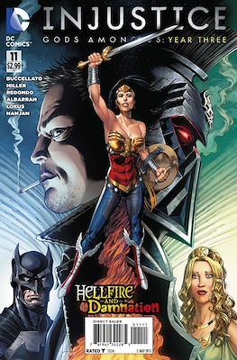 Injustice: Gods Among Us: Year Three (Comic-Book) #11