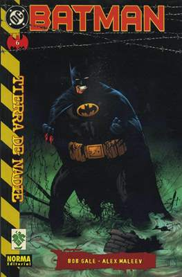 Batman (2001-2002) (Rústica) #6