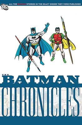 The Batman Chronicles #8