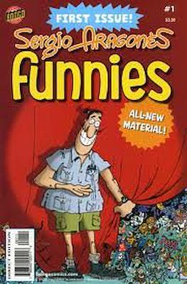 Sergio Aragonés Funnies (grapa) #1