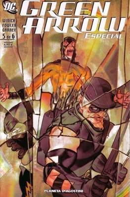 Green Arrow Especial (2006-2007) (Grapa 72 pp) #5