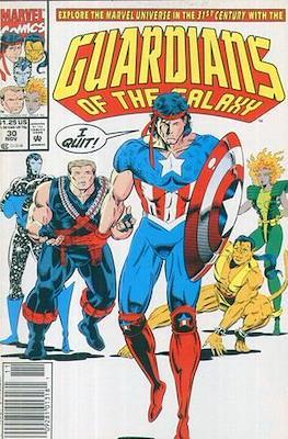 Guardians of the Galaxy Vol 1 (Comic Book) #30