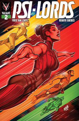 Psi-Lords (Comic Book) #2