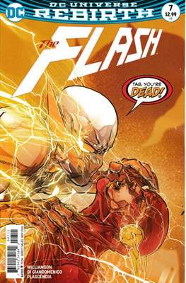 The Flash Vol. 5 (2016-2020) #7